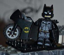 DC Super heroes The Dark Knight Batman W/t Batcycle (MotorCycle) figure