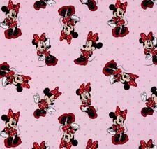 "Disney Villains 100/% Cotton Fabric By HALF METRE W44"""