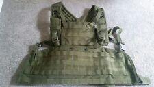Never used Blackhawk STRIKE Chest Rig / Assault Vest Olive Green MOLLE platform