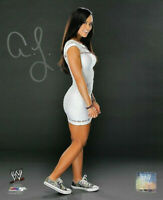 WWE AJ LEE HAND SIGNED AUTOGRAPHED 8X10 PHOTO WITH COA RARE 2