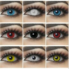 Colored for Eyes 2 PCs./ Couple Halloween Cosplay Anime