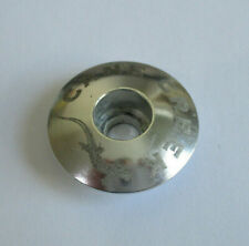 """Rare Cane Creek Silver Insert Top Cap Headset Plug for 1"""" 1 inch Fork"""