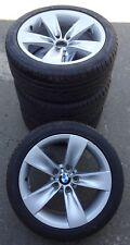 4 BMW Sommerräder Styling 246 BMW 5er E60 E61 245/40 R18 93Y 6777349 Dunlop TOP!
