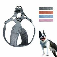 Pet Dog's Vest Adjustable Reflective No Pull Puppy Training Walking Harnesses