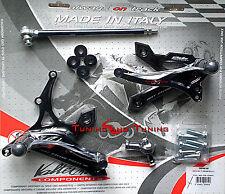 PEDANE VALTERMOTO TIPO 1 PER KAWASAKI Z 750 2007-2008-2009-2010-2011  (PEK65)