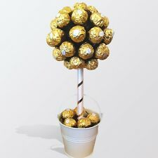 FERRERO ROCHER Candy Chocolate Sweet Tree Bouquet Hamper Christmas Wedding Gift