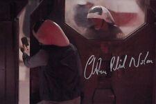 CHRISTOPHER P NOLAN signed Autogramm 20x30cm STAR WARS In Person autograph ROGUE