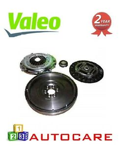 VALEO - VW Passat 1.9 Tdi Solid Flywheel Clutch Kit 2000-2005