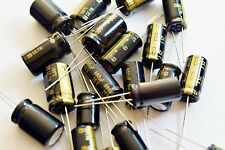 6 pcs panasonic FM capacitor 35v 1000uf Ultra Low ESR / Impedance 105 degrees