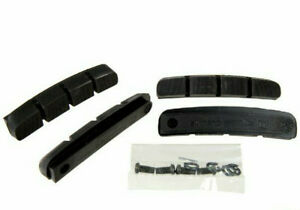 NOS Shimano XTR M900 Cantilever Brake Pads Replacement w/ Hardware Set of 4