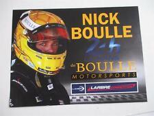 LARBRE Ligier JSP217 #50 Nick Boulle 24 h Le Mans 2019 LM Carte wec