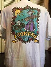 Vintage 94 Oingo Boingo Tour Shirt Sz XL Alternative Rock New Wave Punk Pop Mode