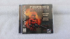 Crusader No Remorse Ps1 Playstation