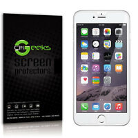 "CitiGeeks® iPhone 6 4.7"" Glass Screen Protector. Tempered 9H [Lifetime Warranty]"