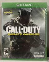 Call of Duty Infinite Warfare Microsoft Xbox One Video Game - BRAND NEW SEALED