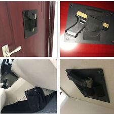 Concealed Gun Pistol Holster Holder w/ Mag Pouch Under Desk Table Door Bed