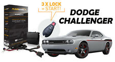 Flashlogic Remote Start for 2012 Dodge Challenger Coupe PTS V6 w/Plug And Play
