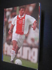 47588 Ajax Amsterdam unsignierte Autogrammkarte