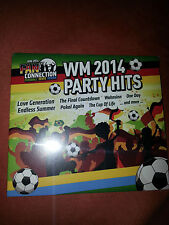 CD: WM 2014 Party Hits / Fan Connection / Sony Music / NEU & OVP