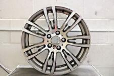 """1 x Genuine Original BMW 3 Series F30 F31 403M 19"""" lega ruota anteriore M sport 8J"""