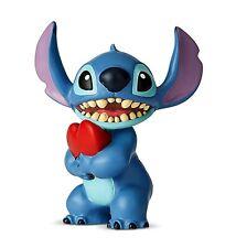 Disney Showcase - Lilo & Stitch - Stitch Hugs Heart Mini Figurine 6002185
