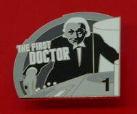 Danbury Mint Enamel Pin Badge BBC TV Doctor Who Dr Who The 1st First Doctor