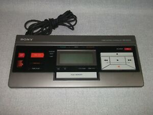 SONY RM-E100V ANALOG VIDEO EDITING CONTROLLER BOARD - UNTESTED