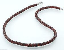 Unbehandelte Echtschmuck-Halsketten & -Anhänger aus Sterlingsilber für Damen