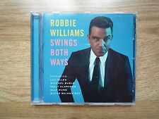 CD: Robbie Williams - Swings Both Ways Music Album - No One Likes a Fat Pop Star