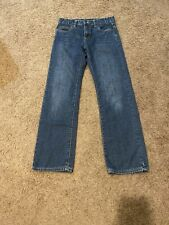 Lucky Brand Girls Junior Jeans Size 14 BILLY STRAIGHT