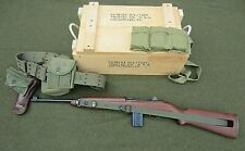 Usa Made Od Green Cotton M1 Carbine Rifle Sling Us Military Indian Creek Trading