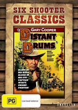 Distant Drums | Six Shooter Classics - DVD Region 4