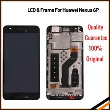 For Huawei Nexus 6p Replacement LCD Touch Screen Digitizer Assembly Frame uk