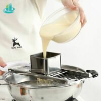 Macchina Per La Pasta Manuale Noodle Spaetzle Creatore Di Lame In Acciaio Inox