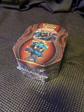 Pokemon GX Fall Collectable Tin Trading Card Game featuring Marshadow GX New