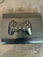 Sony PlayStation 3 PS3 Super Slim CECH-4001B 250GB Complete System!  See Photos