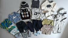 Kleiderpaket Baby Junge Gr. 62-68, 20-teilig, Mexx, Staccato, Bondi, H&M usw.