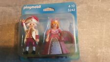 Playmobil DUO PACK 5242 Königin mit Diener NEU OVP