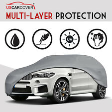 [CSC] Weather Protection Waterproof Full SUV Car Cover For Acura MDX [2000-2017]