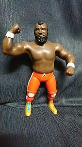 Mr T ljn Custom wwf Wrestling figure wwe