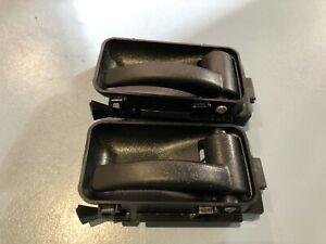 2 X Mercedes W460 - W463 & LK Internal Door Handle Ass L&R Hand A0007600161
