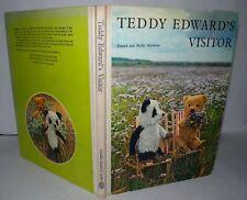 Teddy Edwards Visitor - Patrick /Mollie Matthews, Golden Pleasure, 1962 HB