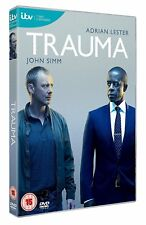 TRAUMA (2018): John Simm, Adrian Lester, TV Drama Season MiniSeries - DVD NEW UK