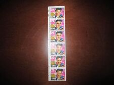 6 - 29 Cent  Elvis Presley US Postal Stamps