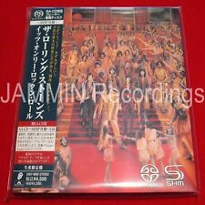 THE ROLLING STONES - IT'S ONLY ROCK N ROLL - JAPAN Mini LP SHM SACD - NEW CD