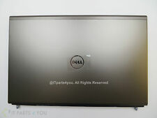 "New Genuine Dell Precision M6600 17.3"" LCD-Back Cover with hinges: RW56J"