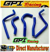 silicone radiator hose for Honda CR125 CR125R 2003 2004 03 04 BLUE