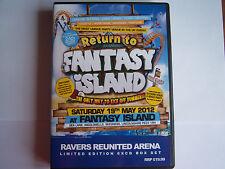 UPRISING - 19.5.12 - FANTASY ISLAND, SKEGNESS, RAVERS REUNITED ARENA-  6 CD PACK