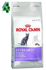 ROYAL CANIN STERILISED 4 kg cibo secco alimento per gatti gatto sterilizzato