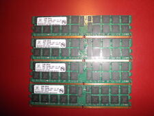 8GB (4X 2GB) DELL / Netlist NLD257R21203F-D32KIA 2Rx4 PC2-3200 Server Memory